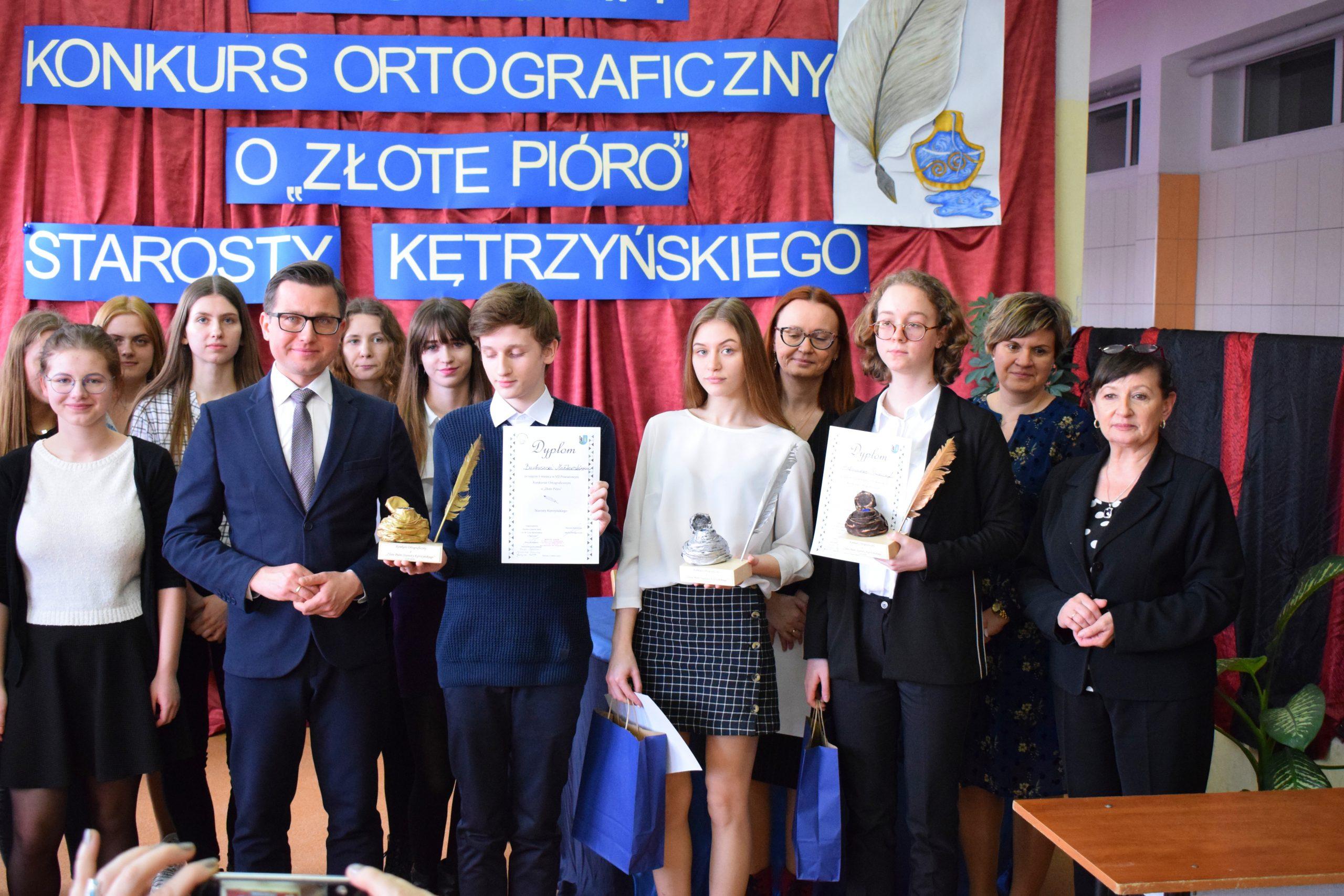 VII Powiatowy Konkurs Ortograficzny