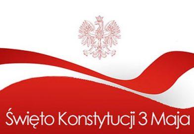 Święto Konstytucji 3 Maja obrazek